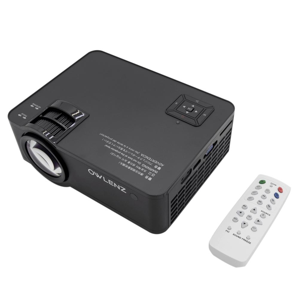 Мини проектор Owlenz SD150 - 2
